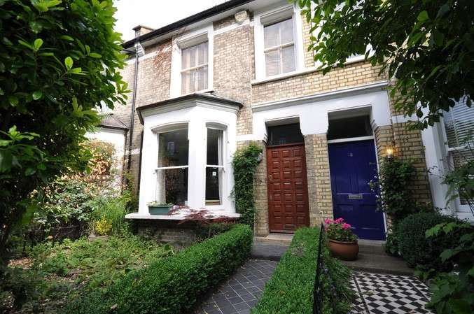 4 Bedrooms Terraced House for sale in Montrose Villas, Chiswick Mall, London