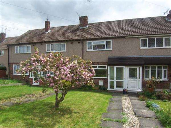2 Bedrooms Terraced House for sale in Flaunden Close, Allesley Park, Coventry