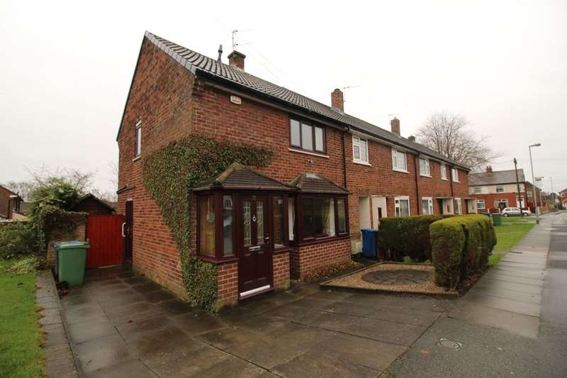 2 Bedrooms Property for sale in Kilburn Road, Radcliffe, Manchester, M26