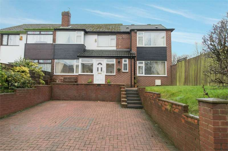 4 Bedrooms Semi Detached House for sale in Lancaster Road, Salford, Greater Manchester