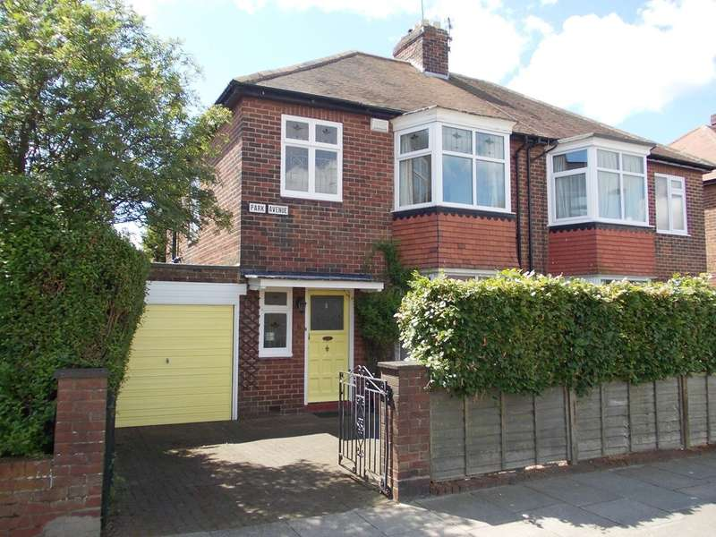 3 Bedrooms House for sale in Park Avenue, Gosforth, Newcastle Upon Tyne