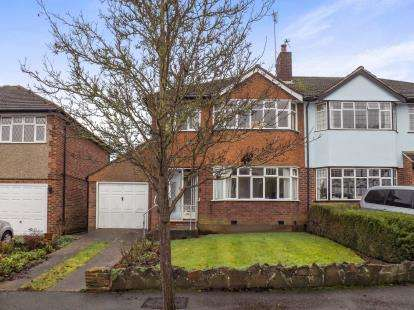 3 Bedrooms Semi Detached House for sale in Theydon Bois, Essex