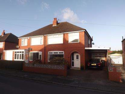 3 Bedrooms Semi Detached House for sale in Pyecroft Close, Great Sankey, Warrington, Cheshire
