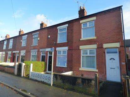 2 Bedrooms End Of Terrace House for sale in Harley Road, Sale, Trafford, Greater Manchester