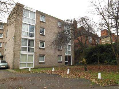 1 Bedroom Flat for sale in The Park, 188 London Road, Leicester, Leicestershire