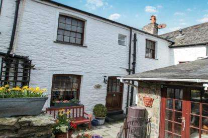 2 Bedrooms Terraced House for sale in Looe, Cornwall, Uk