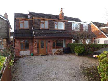 4 Bedrooms Semi Detached House for sale in Manor Avenue, Penwortham, Preston, Lancashire, PR1