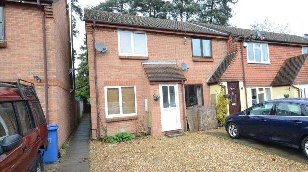 2 Bedrooms End Of Terrace House for sale in Townsend Close, Bracknell, Berkshire