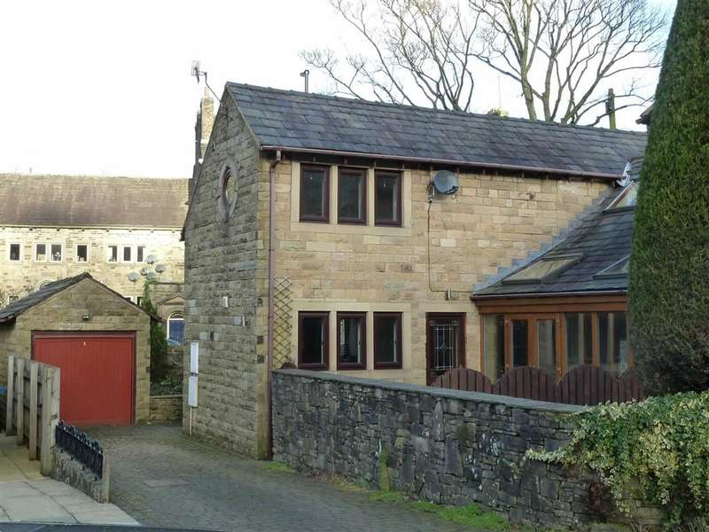 4 Bedrooms Property for sale in Gatehead Croft, Delph, SADDLEWORTH, OL3