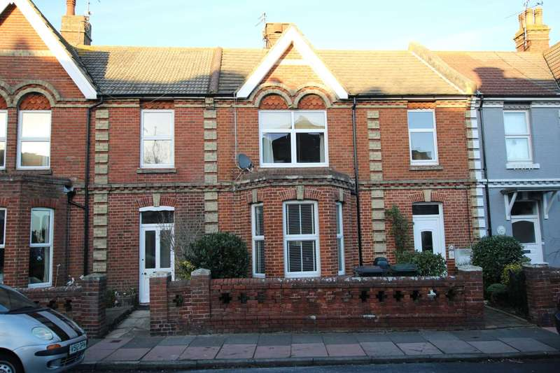 2 Bedrooms Maisonette Flat for sale in Mill Road, Eastbourne, BN21 2PG