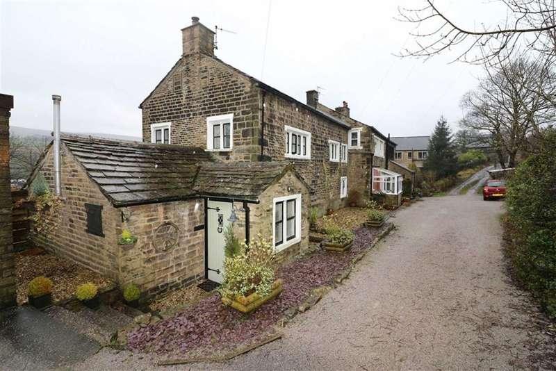 3 Bedrooms Property for sale in Spurn Lane, Diggle, SADDLEWORTH, OL3