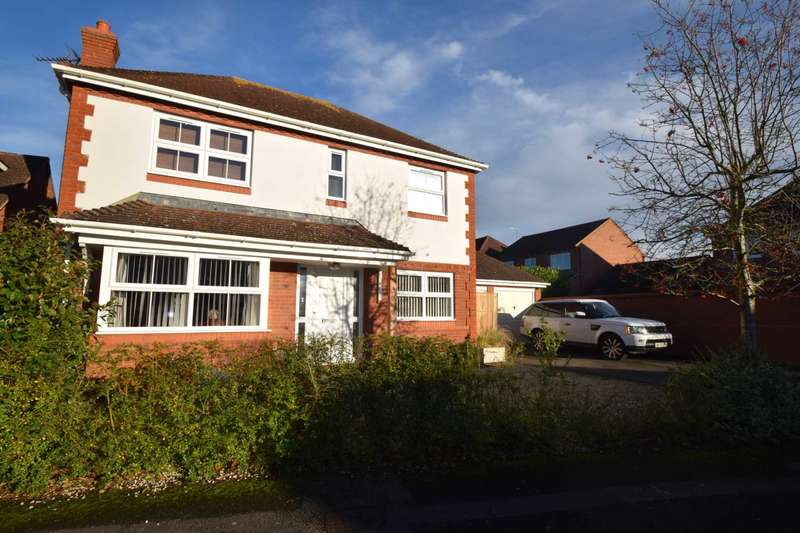 4 Bedrooms Detached House for sale in Passey Crescent, Benson