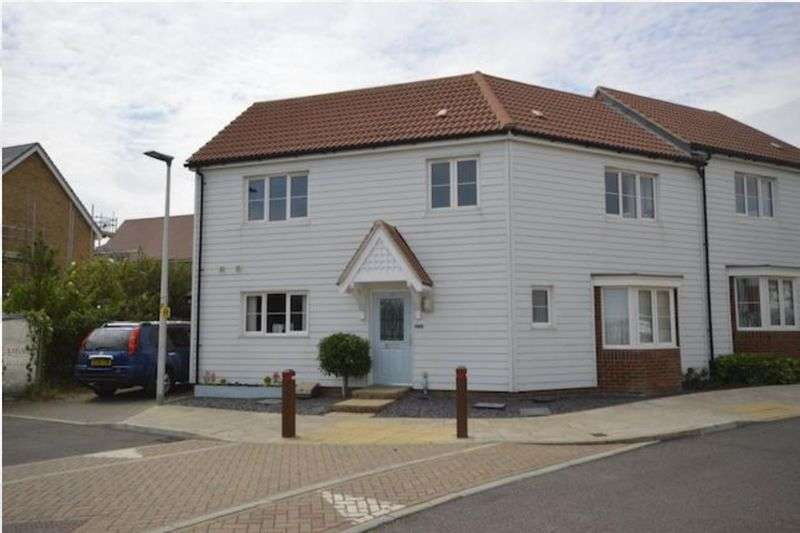 3 Bedrooms Semi Detached House for sale in Pepperidge Way, Rochester, Kent, ME3