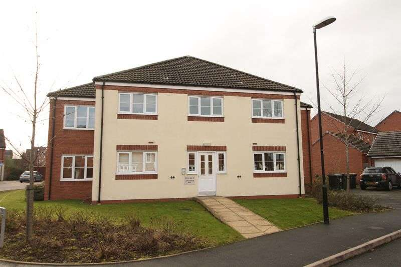 2 Bedrooms Flat for sale in Jefferson Way, Bannerbrook Park, Coventry, CV4 9AN