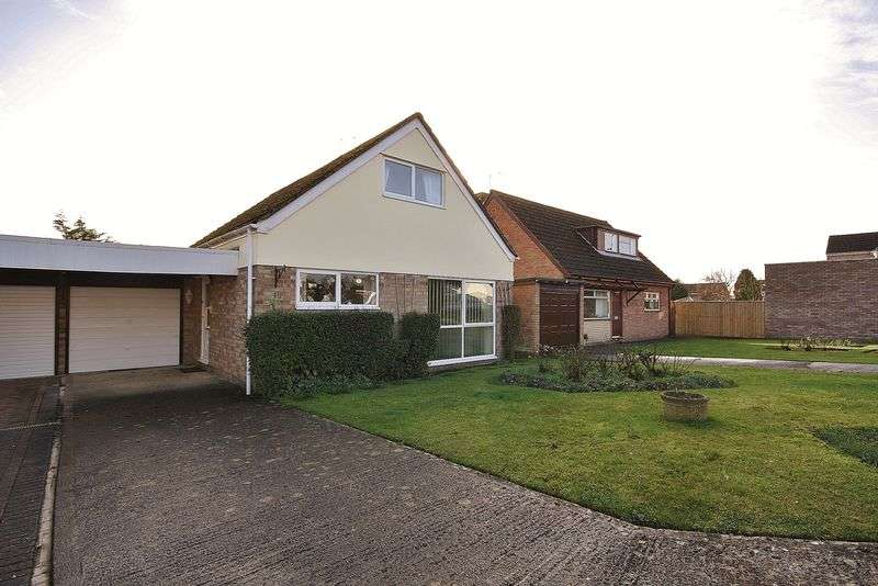 3 Bedrooms Detached House for sale in VINER CLOSE, Witney OX28 1EP