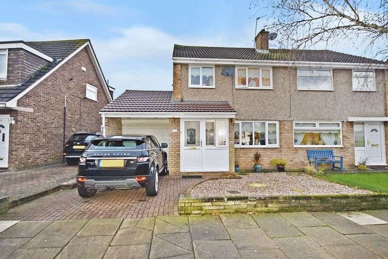 3 Bedrooms House for sale in Cowan Way, Widnes