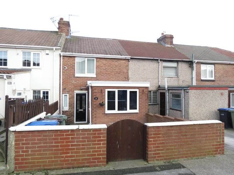 2 Bedrooms Terraced House for sale in Raby Avenue, Easington