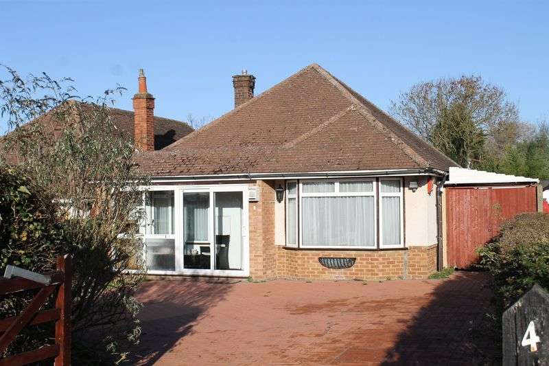 2 Bedrooms Detached Bungalow for sale in Burpham