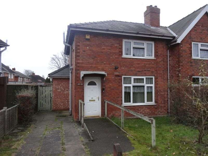 2 Bedrooms Semi Detached House for sale in Ryle Street, Walsall
