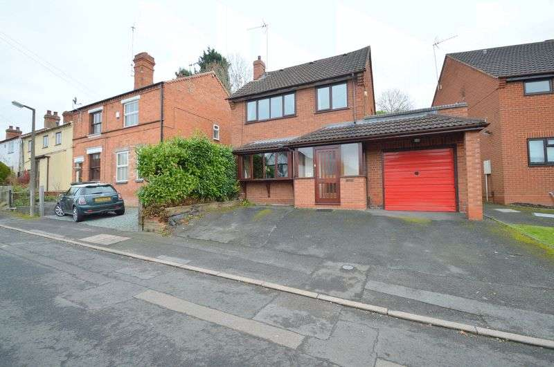 3 Bedrooms Detached House for sale in Enfield Road, Hunt End