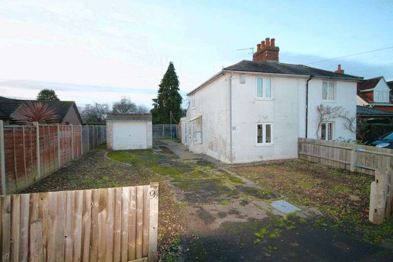 2 Bedrooms Semi Detached House for sale in New Brighton Road, Emsworth