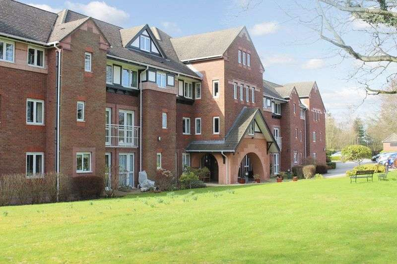 2 Bedrooms Retirement Property for sale in Queen Anne Court, Wilmslow, SK9 1BY