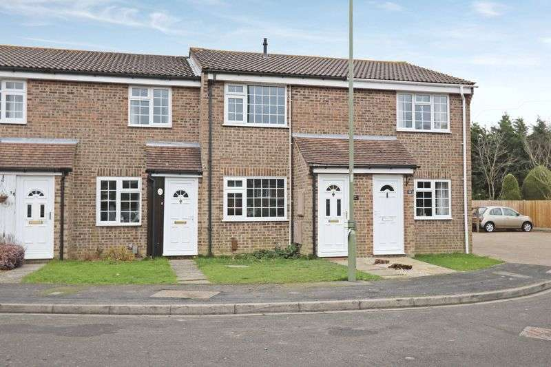 2 Bedrooms Terraced House for sale in Mayridge, Titchfield Common