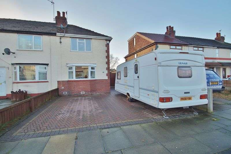 2 Bedrooms Terraced House for sale in Roselea Drive, Southport