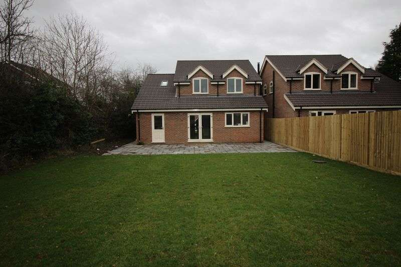 4 Bedrooms Detached House for sale in School Lane, Ford, Shrewsbury, SY5