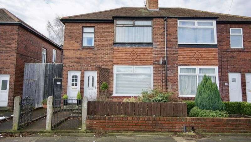 3 Bedrooms Flat for sale in BENFIELD ROAD, North Heaton