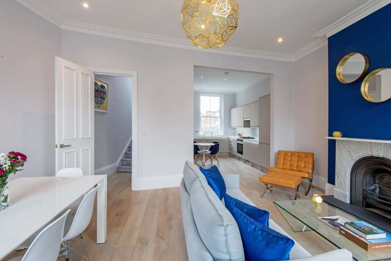 3 Bedrooms Flat for sale in Shirland Road, Little Venice