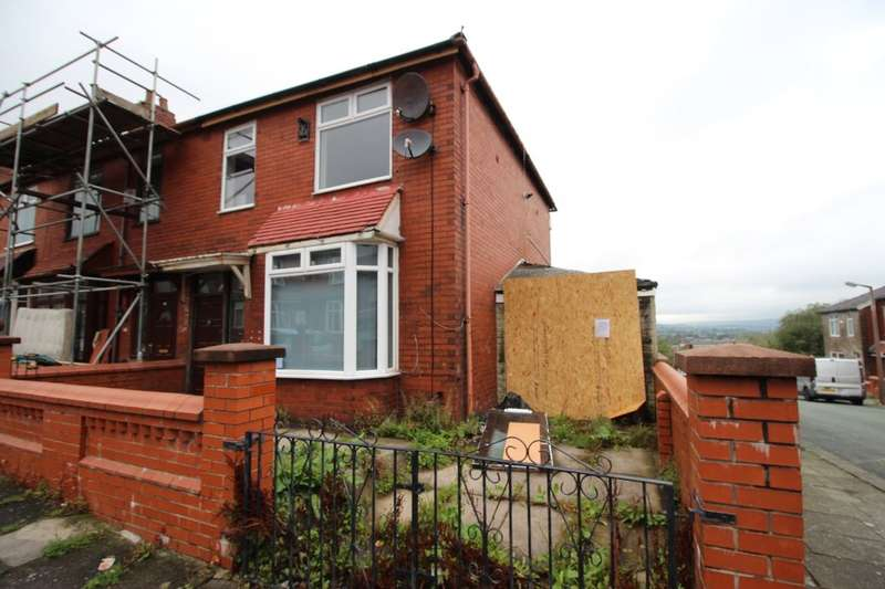 3 Bedrooms Property for sale in High View Street, Bolton, BL3