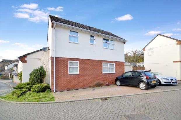 3 Bedrooms Detached House for sale in Paddons Coombe, Kingsteignton, Newton Abbot, Devon