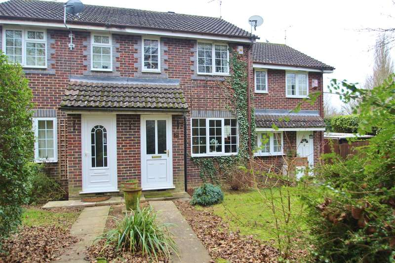 2 Bedrooms Terraced House for sale in Akister Close, Buckingham