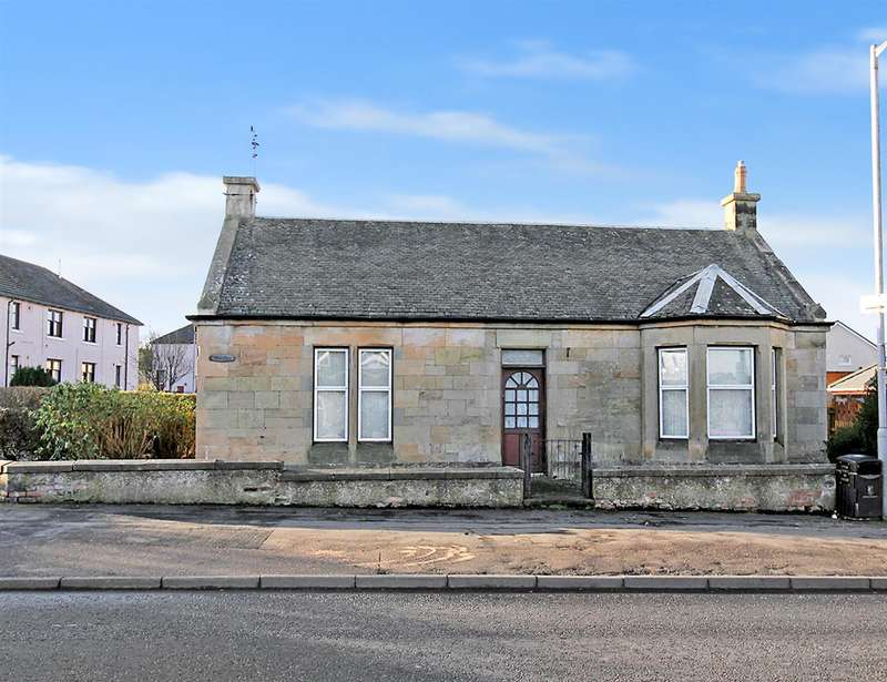 2 Bedrooms Bungalow for sale in Suvla Cottage, Main Street, Maddiston, Falkirk