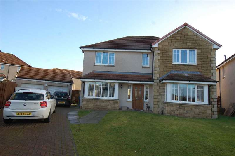 4 Bedrooms Detached Villa House for sale in Baxter Road, Crossgates