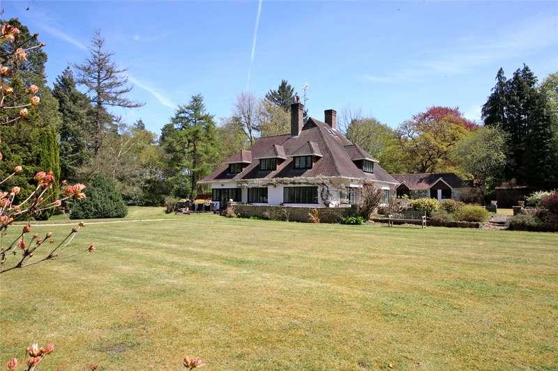 6 Bedrooms Detached House for sale in Star Hill, Churt, Farnham, Surrey, GU10
