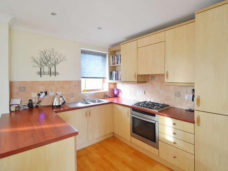 2 Bedrooms Flat for sale in Vantage Mews, Docklands E14