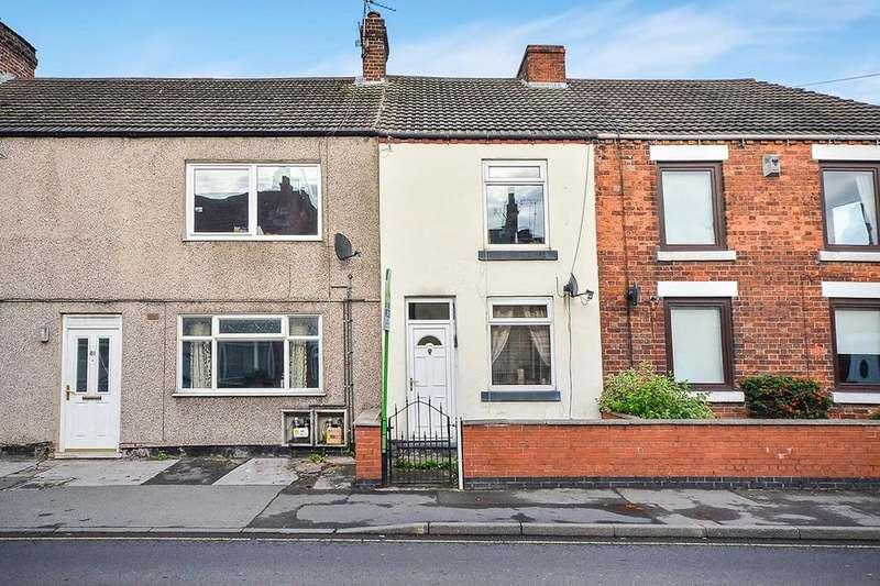 2 Bedrooms Property for sale in Nottingham Road, Alfreton, DE55