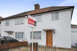 3 Bedrooms Semi Detached House for sale in Crowley Crescent, Croydon, .