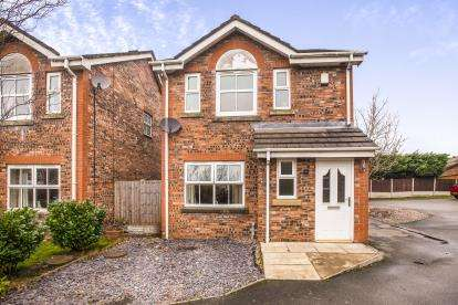 3 Bedrooms Detached House for sale in Dever Avenue, Leyland, Preston, Lancashire, PR25