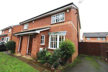 3 Bedrooms Semi Detached House for sale in Petworth Close, Sharston, Manchester, Greater Manchester