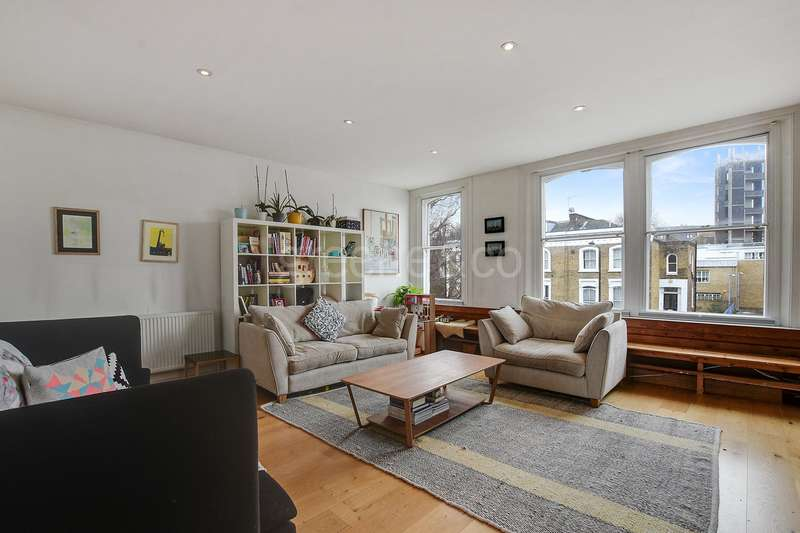 2 Bedrooms Flat for sale in Burghley Road, Kentish Town, London, NW5