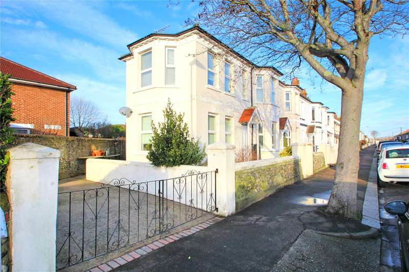 2 Bedrooms End Of Terrace House for sale in Lanfranc Road, Worthing, West Sussex, BN14