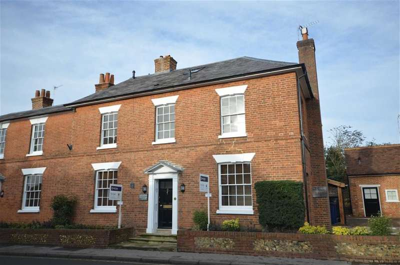 3 Bedrooms Property for sale in West Street, Farnham