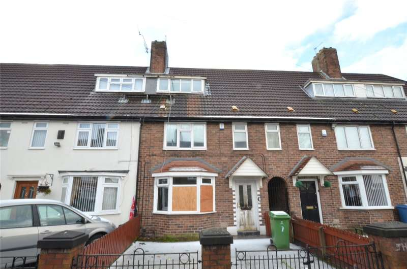 3 Bedrooms Terraced House for sale in Gainford Road, Liverpool, L14