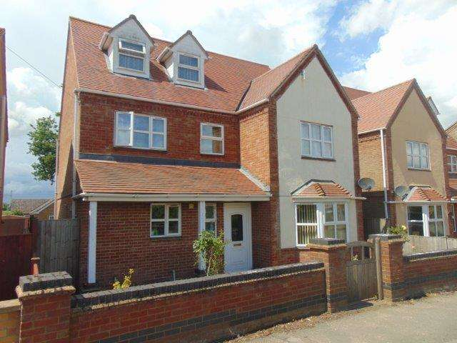 6 Bedrooms Detached House for sale in High Road, Elm, Wisbech, Cambs, PE14 0AA
