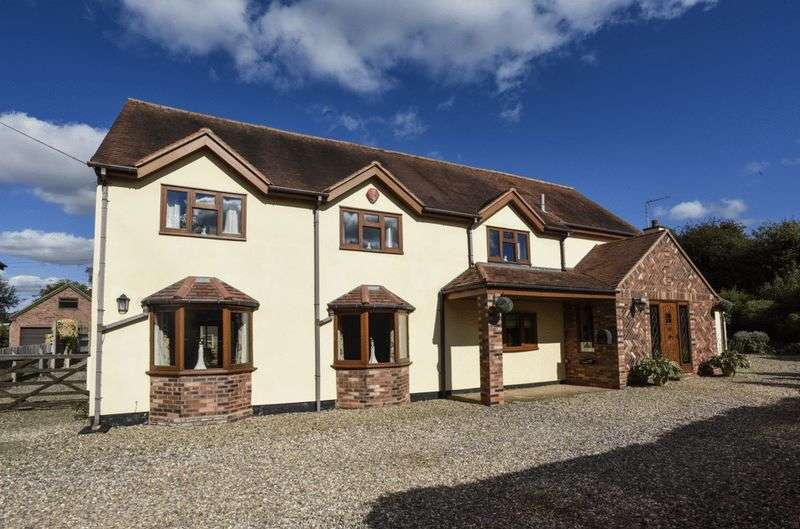 4 Bedrooms Detached House for sale in Woodrow, Chaddesley Corbett