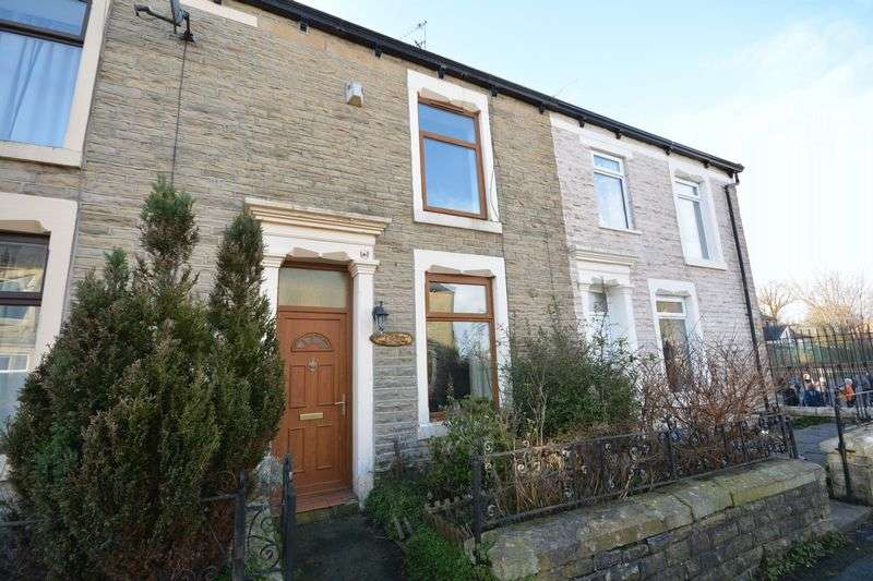 2 Bedrooms Terraced House for sale in Bright Street, Oswaldtwistle