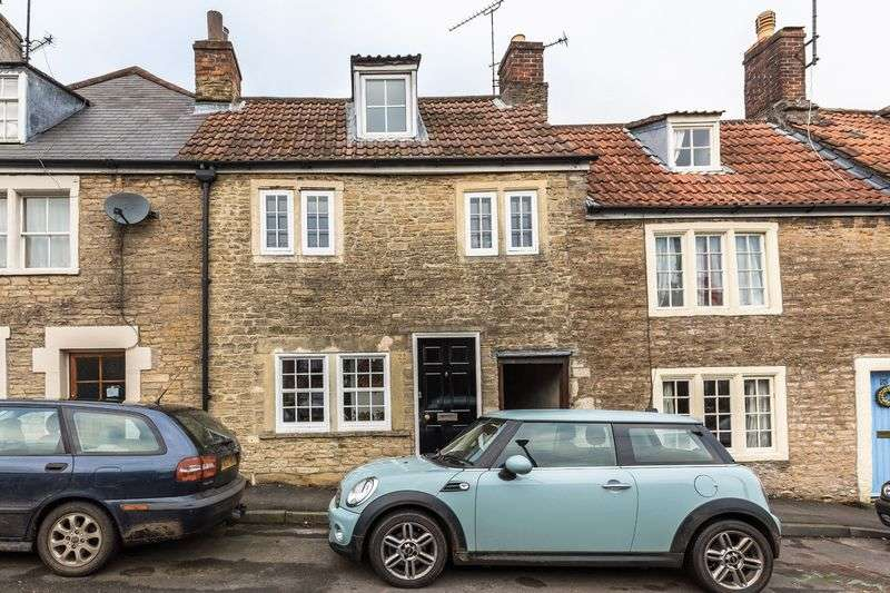 2 Bedrooms Terraced House for sale in Horton Street, Frome